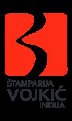Štamparija Vojkić Logo